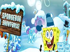 Spongebob Snowpants