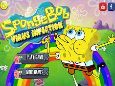 Spongebob Virus Infection