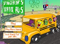Spongebobs School Bus