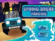 Spring Break Parking