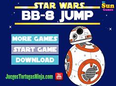 Star Wars BB-8 Jump