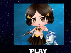 Star Wars Geek Chibi