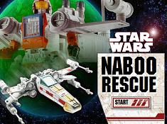 Star Wars Naboo Rescue