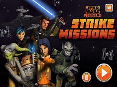 Star Wars Rebels Strike Mission