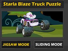 Starla Blaze Truck