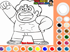 Steven Universe Coloring Page