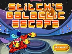 Stitch Galactic Escape