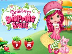 Strawberry Shopping Spree