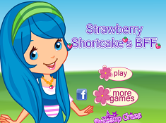 Strawberry Shortcake BFF