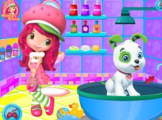 Strawberry Shortcake Bubble Bath