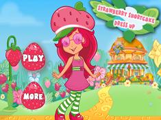 Strawberry Shortcake Dress Up