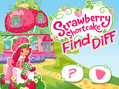 Strawberry Shortcake Find Diff
