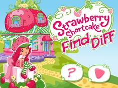 Strawberry Shortcake Find Diff