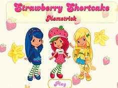 Strawberry Shortcake Memotrick