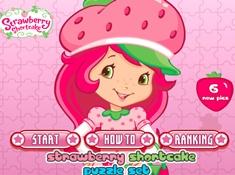 Strawberry Shortcake Puzzle Set
