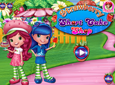 Strawberry Shortcake Shop