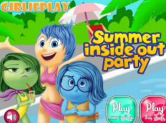 Summer Inside Out Party