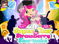 Super Star Strawberry Shortcake
