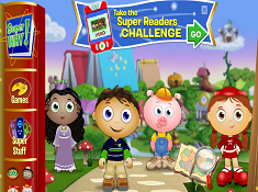 Super Why Super Readers Challenge