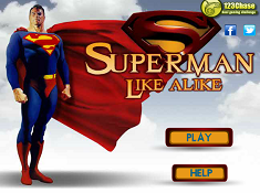 Superman Like Alike