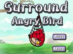 Surround Angry Bird