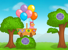 SweetPea Sue Balloon Ride