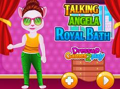 Talking Angela Royal Bath