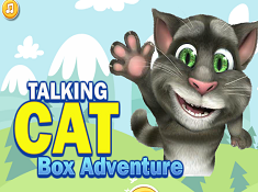 Talking Tom Box Adventure