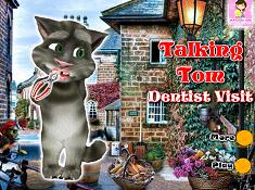 Talking Tom Dentist Visit
