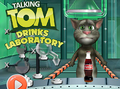 Talking Tom Drinks Laboratory