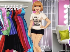 Taylor Pop Star Closet