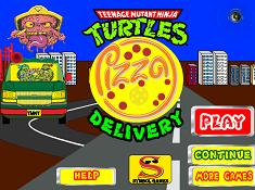 Teenage Mutant Ninja Turtles Pizza Delivery