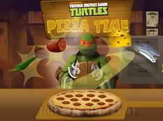 Teenage Mutant Ninja Turtles Pizza Time