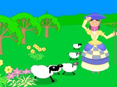 Teletubbies Sheep