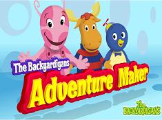 The Backyardigans Adventure Maker