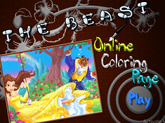 The Beast Online Coloring