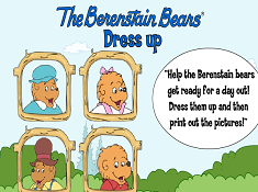 The Berenstain Bears Dress Up