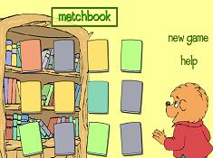 The Berenstain Bears Matchbook