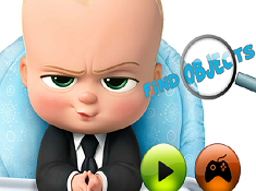 The Boss Baby Find Objects
