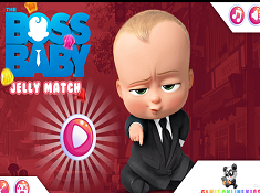 The Boss Baby Jelly Match