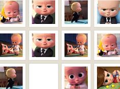 The Boss Baby Memory