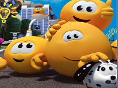 The Emoji Movie Swap Puzzle