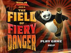 The Field of Fiery Danger