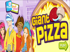 The Fresh Beat Band Giant Pizza