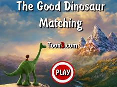 The Good Dinosaur Matching