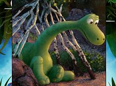 The Good Dinosaur Puzzle 2
