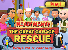 The Great Garage Rescue