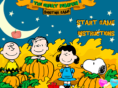 The Great Pumpkin Shooting