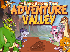 The Land Before Time Adventure Valley