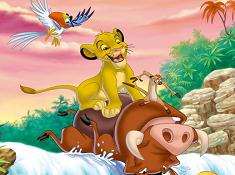 The Lion King Hidden Letters
